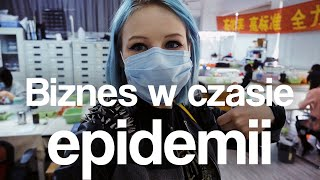 Jak CHIŃSKIE FIRMY poradziły sobie z epidemią koronawirusa?