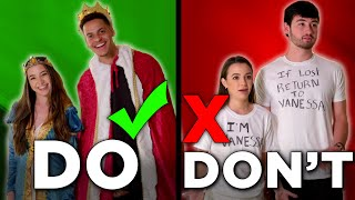HALLOWEEN: Do, Don't, Please Don't ft. LoveLiveServe - Merrell Twins
