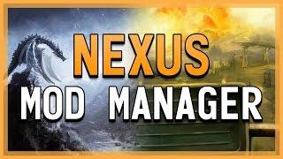 Nexus MOD Manager - КАК УСТАНОВИТЬ И ПОЛЬЗОВАТЬСЯ