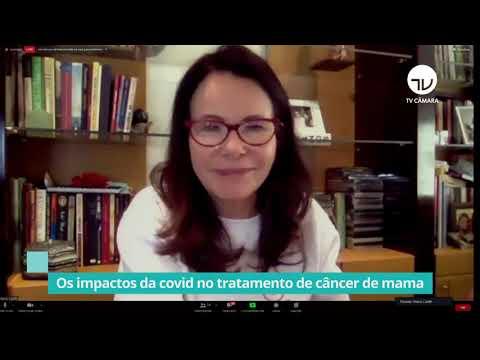 Outubro Rosa: os impactos da Covid no tratamento de câncer de mama - 16/10/20