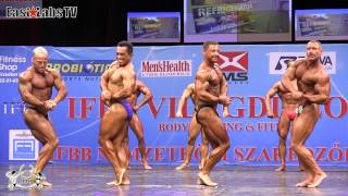 2012 World Championships BUDAPEST   master bodybuilding 40 49y up to 70kg   1