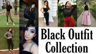 My Black Outfits Collection | Anishka Khantwaal |