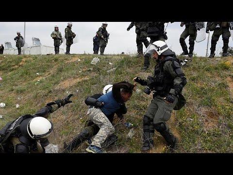Διαβατά: Αποχωρούν οι πρόσφυγες