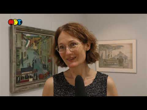 Radierte Welten - Neue Ausstellung im Stadtmuseum Döbeln