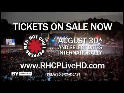 """El 30 de agosto Red Hot Chili Peppers presentan su nuevo álbum """"I'm With You"""" en directo desde Colonia (Alemania)"""