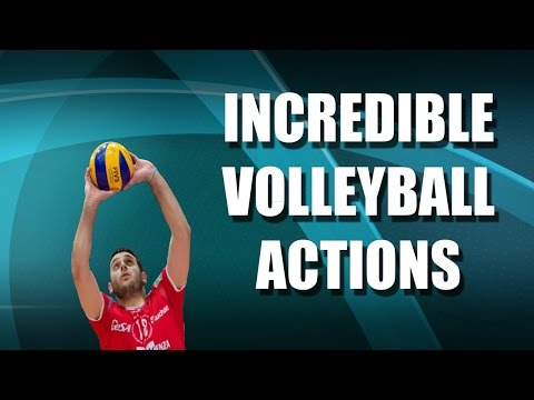 Preview video Incredible Volleyball Actions!
