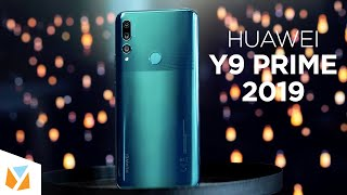 Huawei Y9 Prime (2019) Unboxing and Hands-On