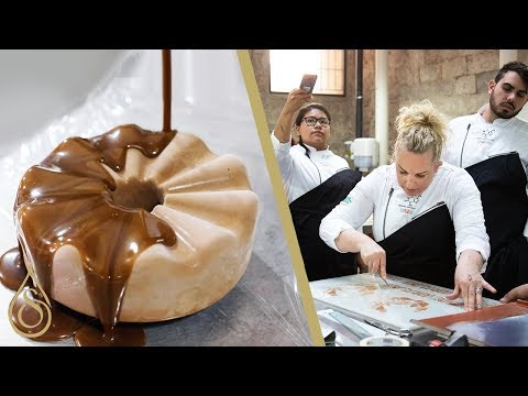 How To Be A Creative Pastry Chef | Kirsten Tibballs