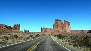Grand Circle Tour I - Ep 15 - Arches National Park #1