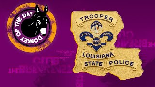 Louisiana State Police Fires Trooper Who Spoke Out About Police Brutality
