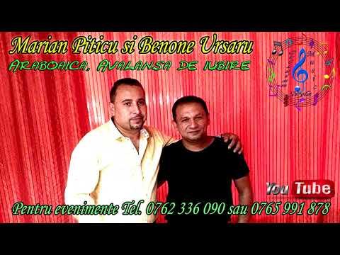Marian Piticu & Benone Ursaru – Araboaica, avalansa de iubire Video