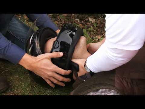 Erste Hilfe beim Unfall mit Motorrad