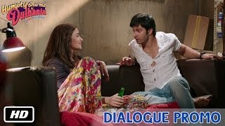 Outcome hamara bhi world class hai - Dialogue Promo 4 - Humpty Sharma Ki Dulhania