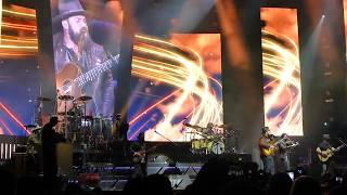 Zac Brown Band Sepember 1 2017 Toronto The Wind