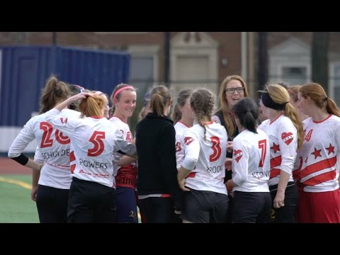 DC Area Women's Showcase Game -  Highlights