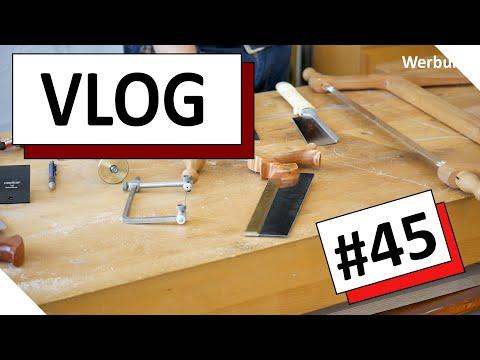 VLOG #45 - Meine Handsägen und wie ich sie nutze
