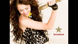 Miley Cyrus - Someday (audio)