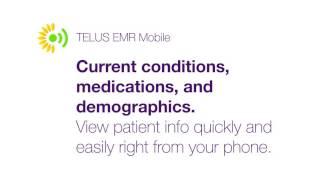 How EMR Mobile works