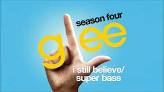 "Glee - ""I Still Believe / Superbass"""