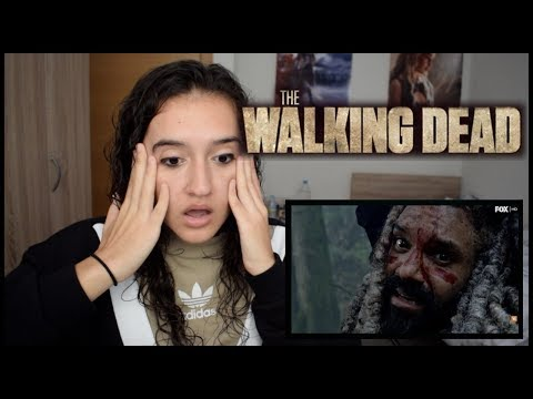 The Walking Dead REACTION to