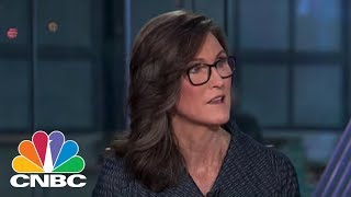 Tesla Shares Will Hit $4,000, Says Ark CEO Catherine Wood | CNBC