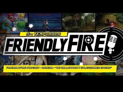 """, title :'FriendlyFire Podcast - S05E20 - """"De galletitas y colecciones épicas""""'"""