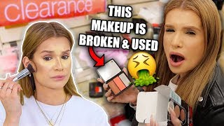 Full Face CLEARANCE & DISCOUNTED Makeup! (TJ MAXX, MARSHALLS, WINNERS)