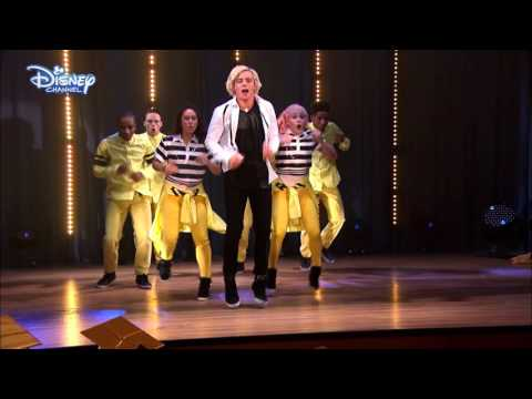Austin & Ally   Jump Back Kiss Yourself Song   Official Disney Channel UK