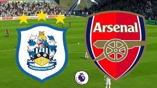Huddersfield Vs Arsenal - English Premiere League - 09/02/2019 - FIFA Predicts