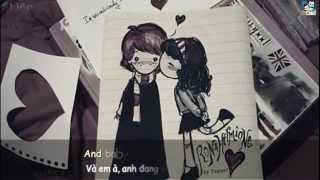 [Lyrics+Vietsub] Walking In The Rain - A1 [HD]