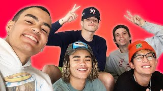 PRETTYMUCH Plays Who's Who