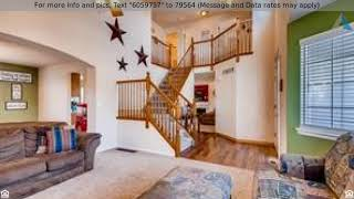 Priced at $397,500 - 12782 Prince Creek Drive, Parker, CO 80134