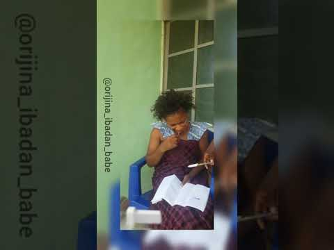 ɮօt aɨ stօɖɨ ʍatɨʍatɨs աɛռ aɨ ɖa sҡʊʟ...Omo ibadan yoruba comedy