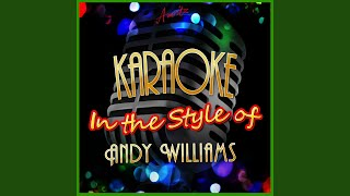 Blue Hawaii (In the Style of Andy Williams) (Karaoke Version)
