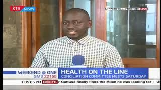 Defiant nurses still on strike despite President Uhuru's directive