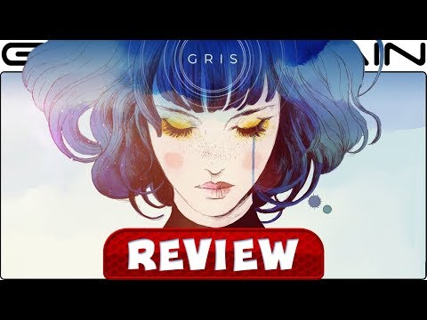 GRIS - REVIEW (Nintendo Switch) - YouTube video thumbnail