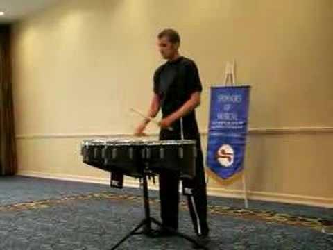 DCI World Championships 2007, Individual & Ensemble, Multi-Tenor Solo Competition, 1st place, Concord Blue Devils