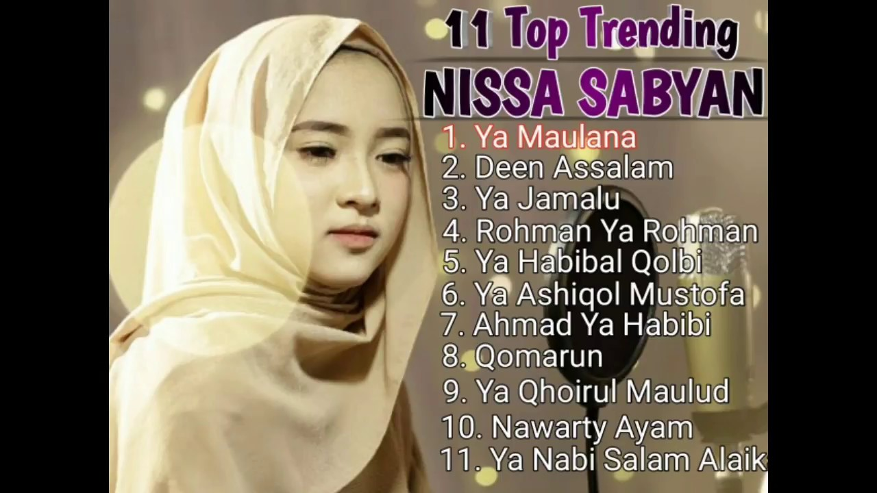 download lagu nissa sabyan full album mp3 zip | laguku mp3