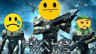 Why Was Halo Wars 1 SO AWESOME?! And... BAD?!