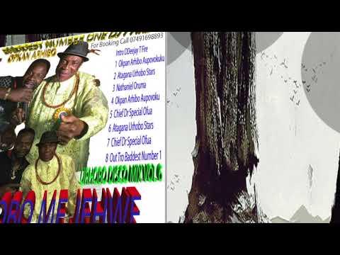 URHOBO ME JEHWE URHOBO DISCO MIX VOL 6