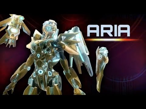 Poslední postavou do Killer Instinct: Season Two je Aria