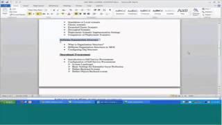 SAP SRM Online Training   SAP SRM Training demo video 3