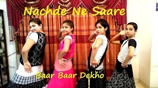 Nachde Ne Saare dance video