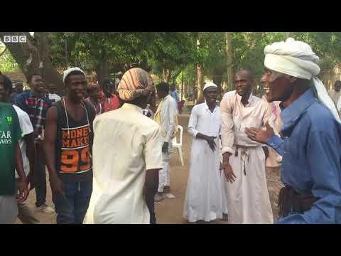 BBC Hausa - Yadda takari suka yi bikin Larabawa a Najeriya