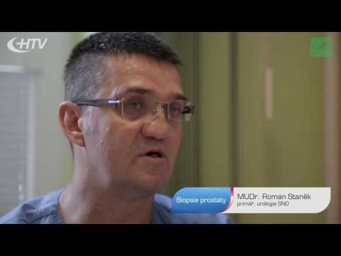 Volba fluorochinolony pro léčbu prostaty