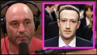Joe Rogan on Mark Zuckerberg's Facebook Privacy Testimony