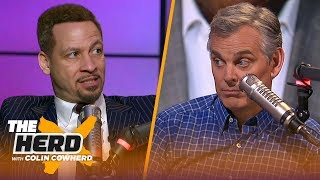 Chris Broussard reacts to Magic