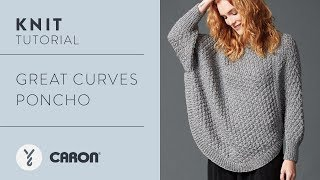 Knit: Great Curves Poncho