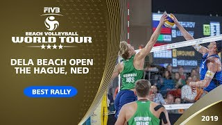 The Hague 4-Star 2019 - Best Rally - Beach Volleyball World Tour