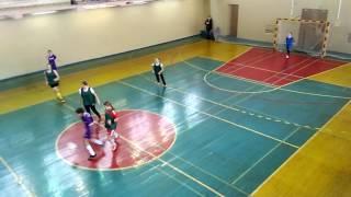 НН Футбол девочки школа 121 - 43